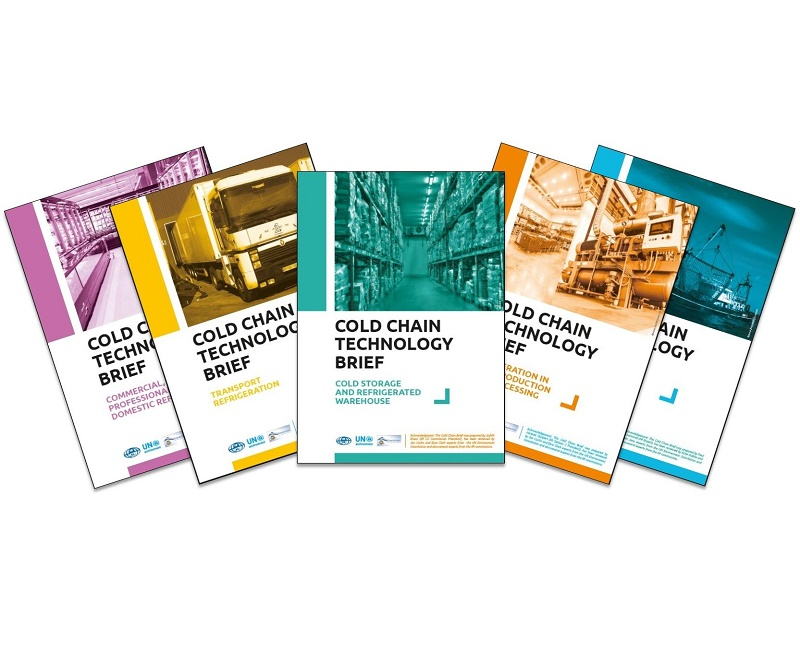 IIR and UNEP OzonAction release the French and Spanish versions of the 'Cold Chain Technology Briefs'