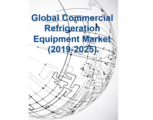 Global Commercial Refrigeration Equipment Market (2019-2025)
