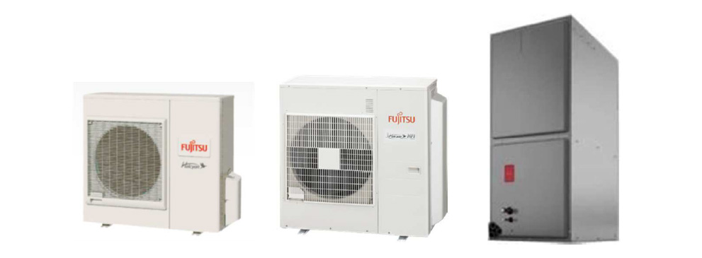 Fujitsu General Introduces its First Air Conditioners Jointly Developed with Rheem