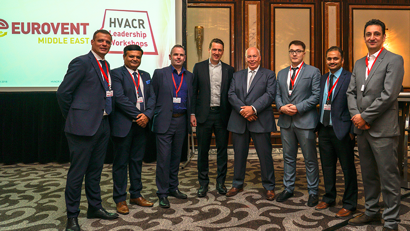 Eurovent Middle East has announced the next event 'HVACR Leadership Workshop'