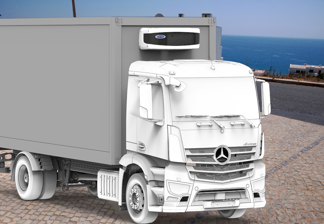 Carrier Transicold Launches Three New Refrigeration Units in the UK and Ireland