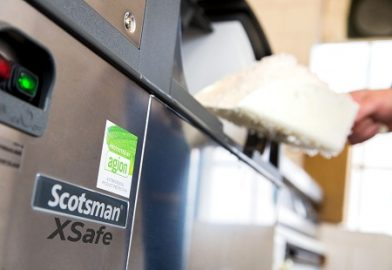 Hubbard launched new innovative system XSafe for Scotsman ice machines