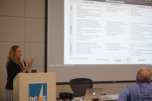 NASRC California Workshop Drives Incentives For Low-GWP And Energy Efficient Technologies
