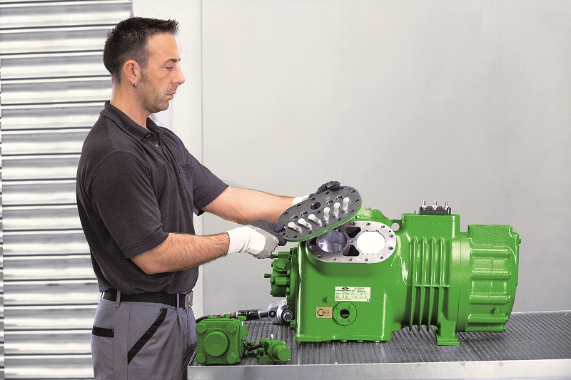 Green Point Highlights Risks of Uneven Wear and Burn-out in Multi-compressors Packs