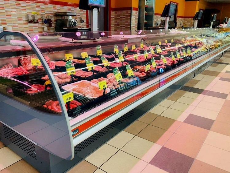 BulMag's First Supermarket in Bulgaria with Hydroloop Glycol R290 Refrigeration
