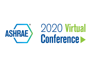 ASHRAE Virtual Conference Technical Program Now Available