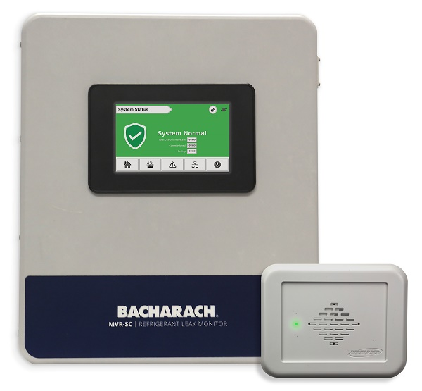 Bacharach Introduces MVR-SC Controller for Networking VRF Leak Detectors
